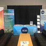 ICES and the O'Brien Institute for Public Health host the IPDLN booth