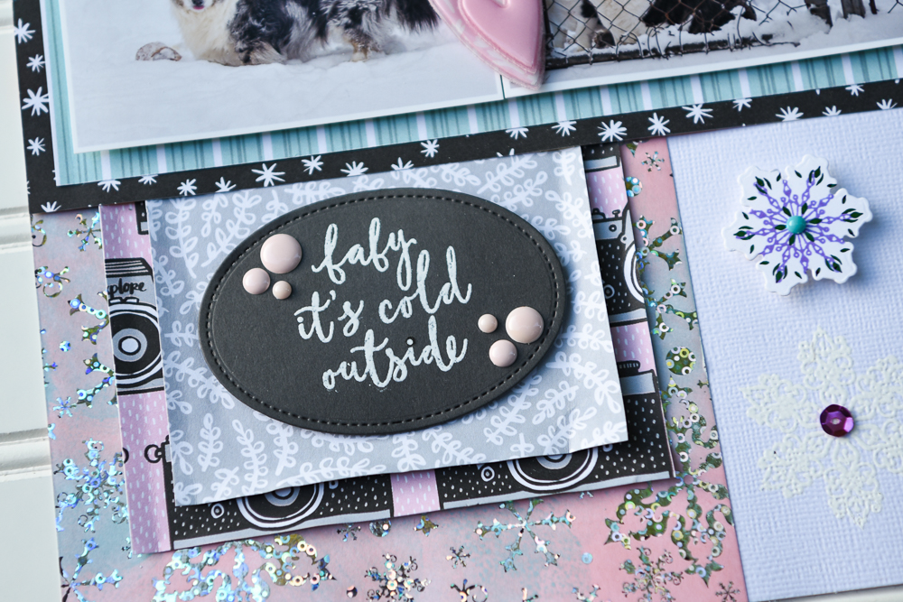 Baby_It's_Cold_Scrapbook_Layout_ThermOWeb_DecoFoil_Katrina_Hunt_1000-5