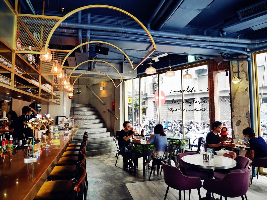 台北東門戰氣氛好情人節浪漫約會餐廳推薦Toasteria Cafe吐司利亞 (1)