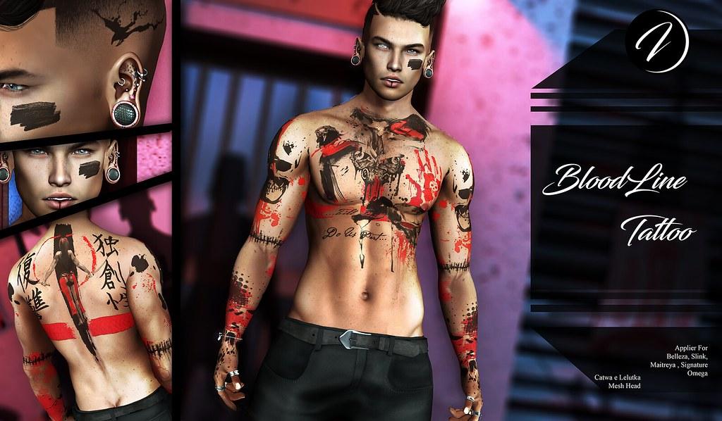 ..:: INKer ::.. BloodLine Tattoo