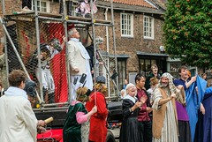 YMPST waggon play performance, College Green, 16 September 2018 - 12