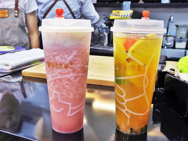 Fruit Tea Drinks