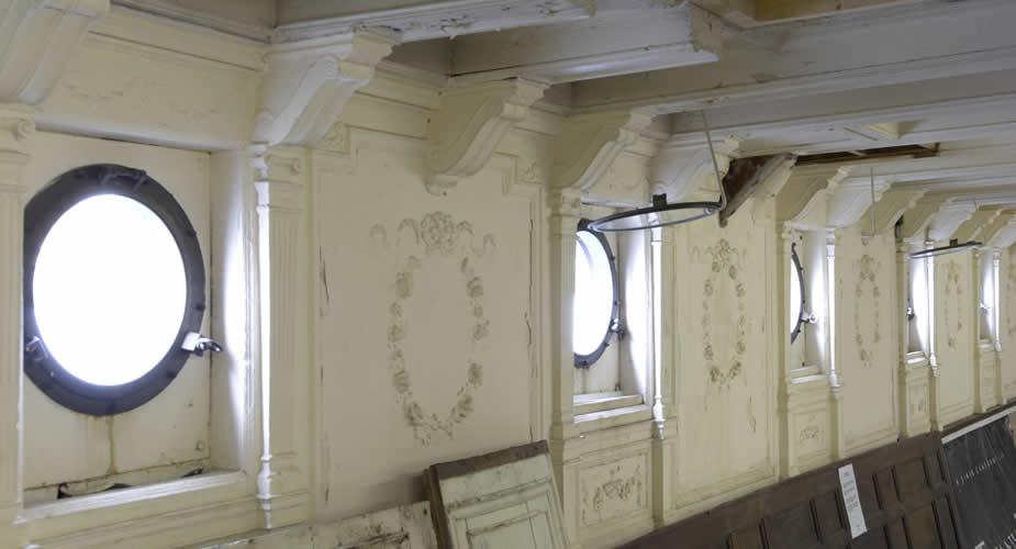 Titanic Quarter Belfast, ontdek SS Nomadic | Mooistestedentrips.nl