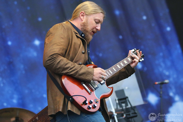 Tedeschi Trucks Band • Outlaw Music Festival • Hershey, PA • 9.8.18