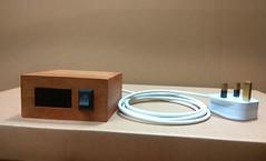 Woodvolt - Digital AC Voltmeter 42385360950_975d7a8c91_m