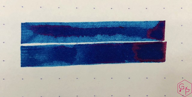 Pen Gallery Diamine Jalur Gemilang Ink Review 12