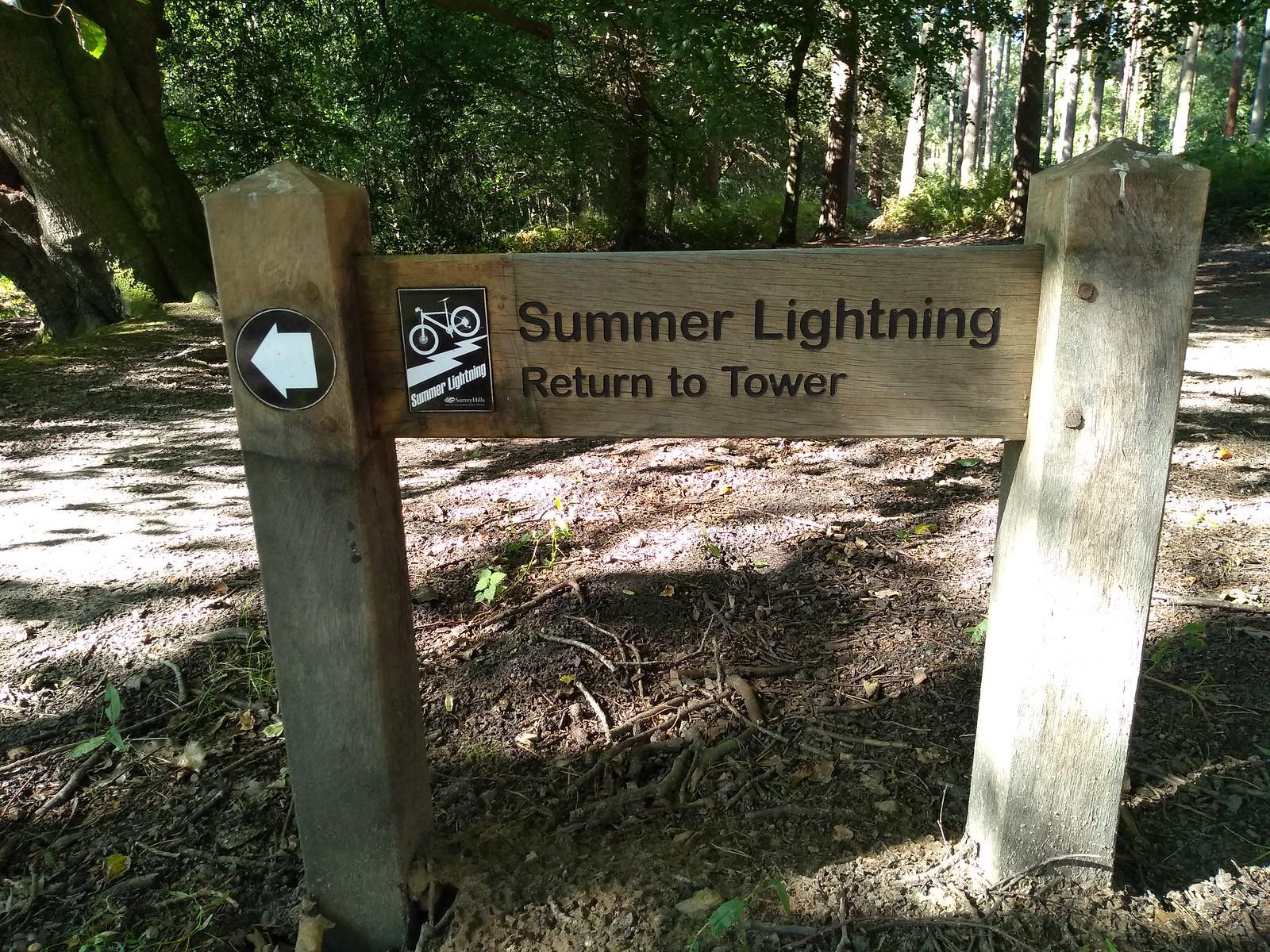 Summer Lightning Summer nights and Greased lightning?