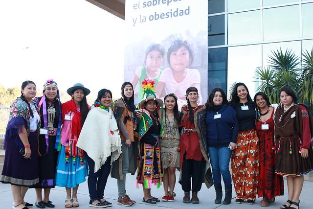 Escuela Global de Liderazgo de Mujeres Indígenas. Región Sudamérica.
