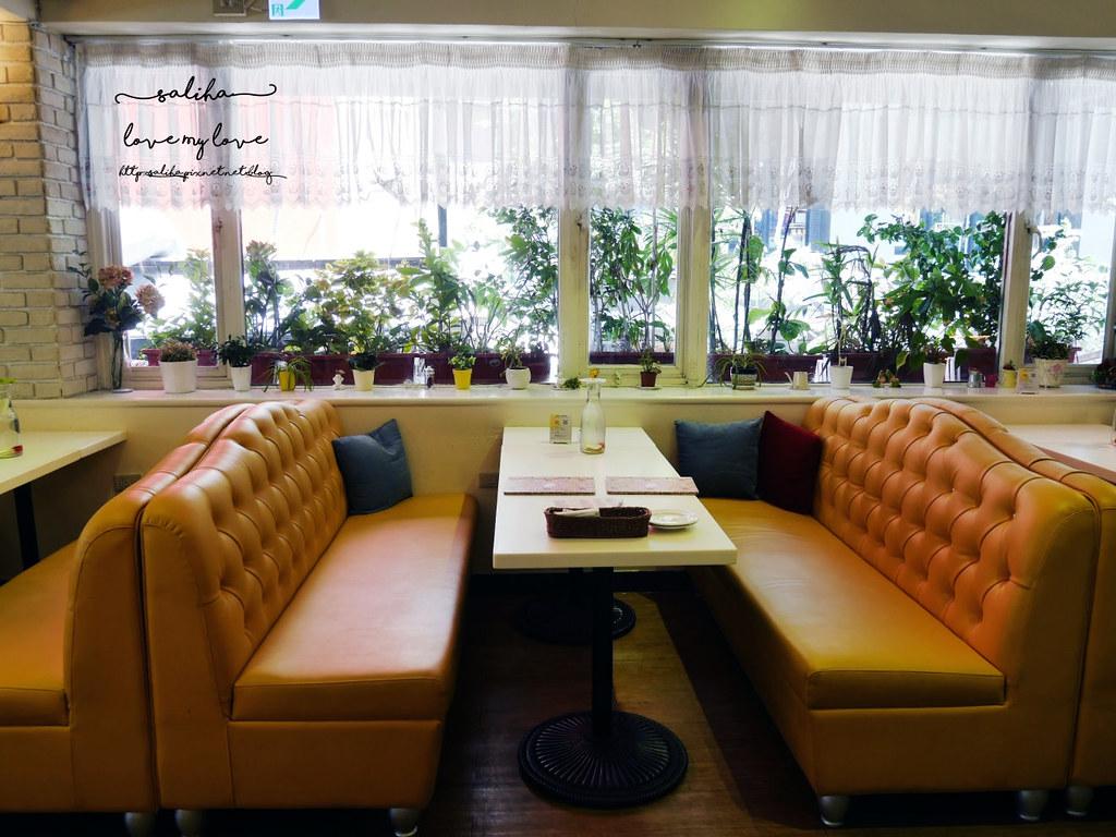 台北西門站夢幻公主風咖啡館餐廳推薦oyami cafe (8)