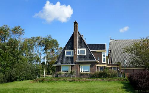 Groningen: Ewer, villaboerderij Hayemaheerd