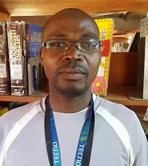Stephen Kangungu