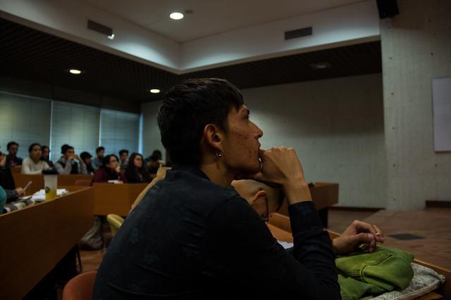 Master Class: ¿Cómo Distribuir mi cortometraje Universitario? / Martes 11 de Septiembre
