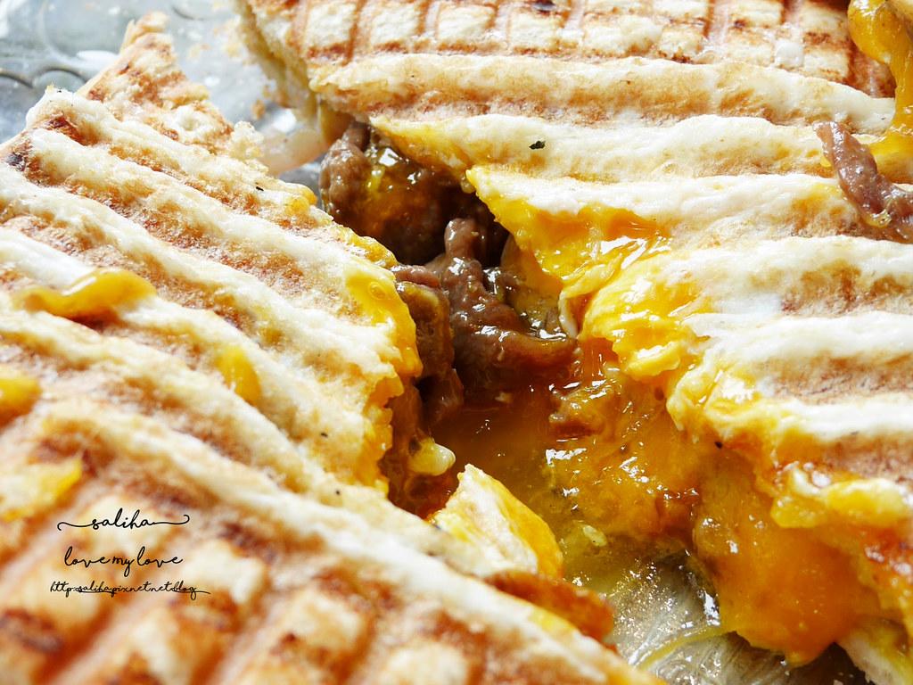 台北東門站好吃早午餐餐廳推薦brunchToasteria Cafe吐司利亞 (1)