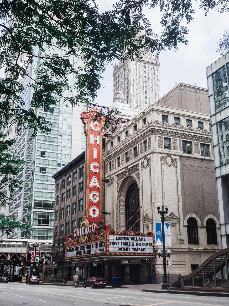 Chicago teatteri