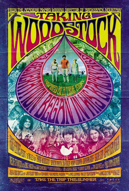 Taking Woodstock - Poster 1