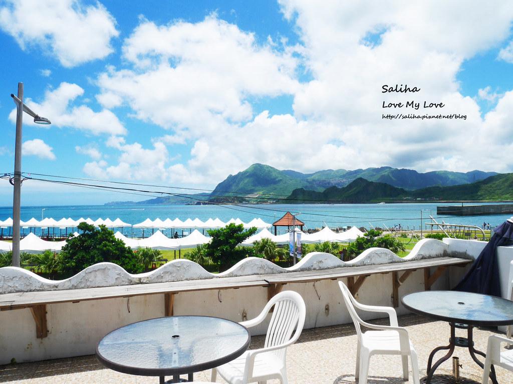 基隆八斗子潮境公園忘幽谷附近海景餐廳希臘天空景觀餐廳 (8)