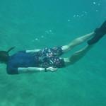 Brian Snorkeling