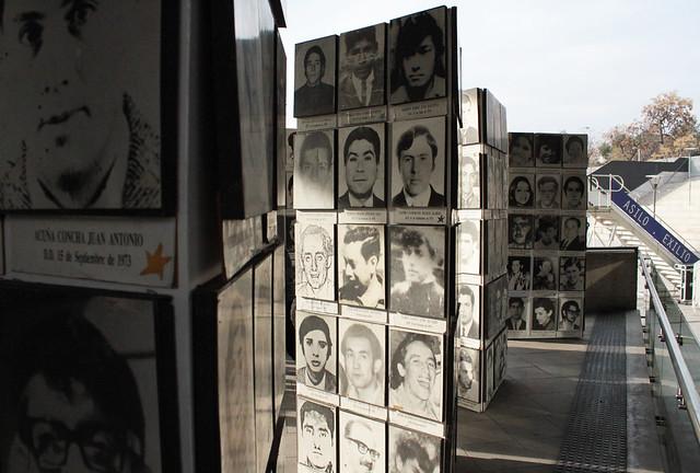 Día del Detenido Desaparecido 30 de agosto 2018