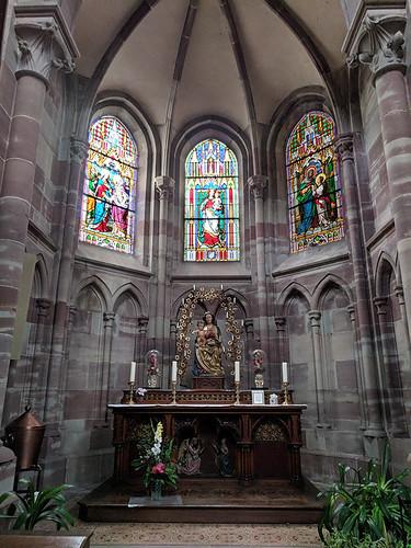Church of Saints Peter and Paul Obernai