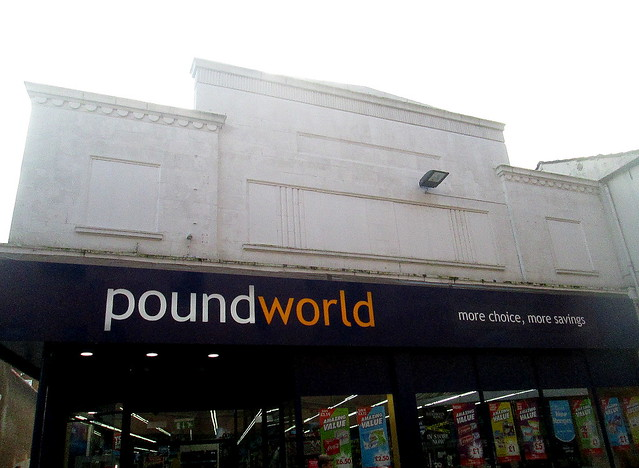 Former Poundworld, Rochdale