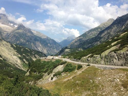 Oberaarsee - Grimselpass