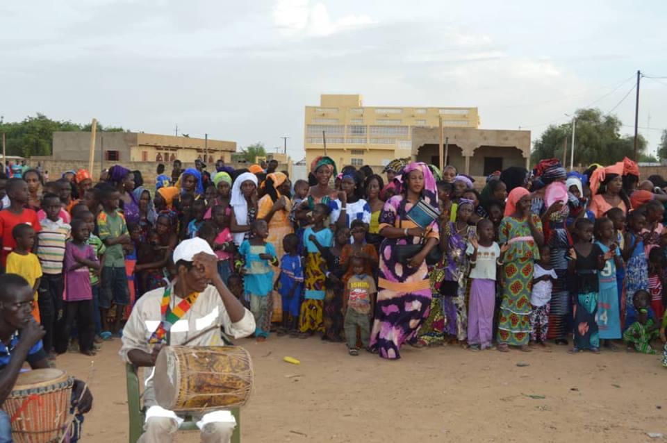 Meeting à Ganguel Soulé, Réélire Macky Sall derrière Daouda Dia (6)