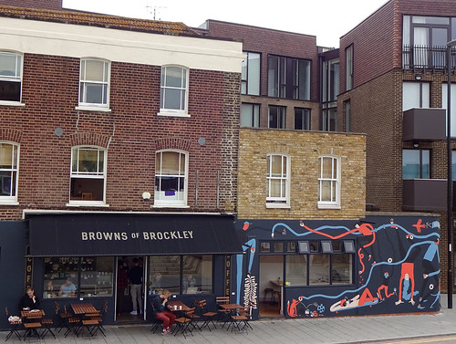 Browns of Brockley, London SE4