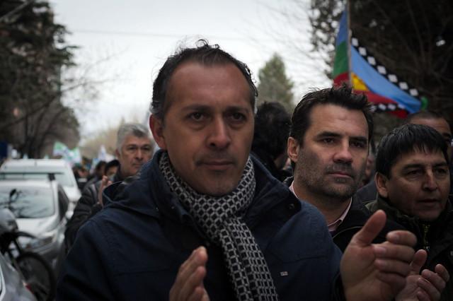 #MarchaNacionalUniversitaria en #Neuquén