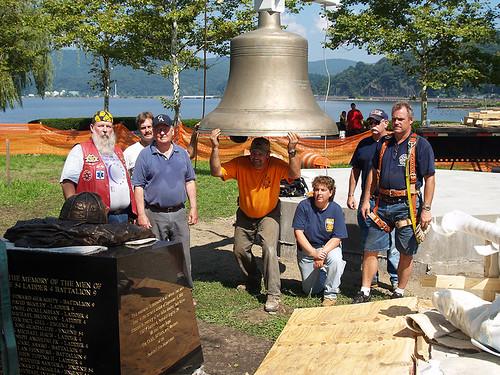 Oitice 9-11 Memorial Installation (2009)