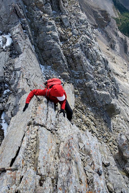 Scrambles - Mt. Arethusa - Sept 2018-10