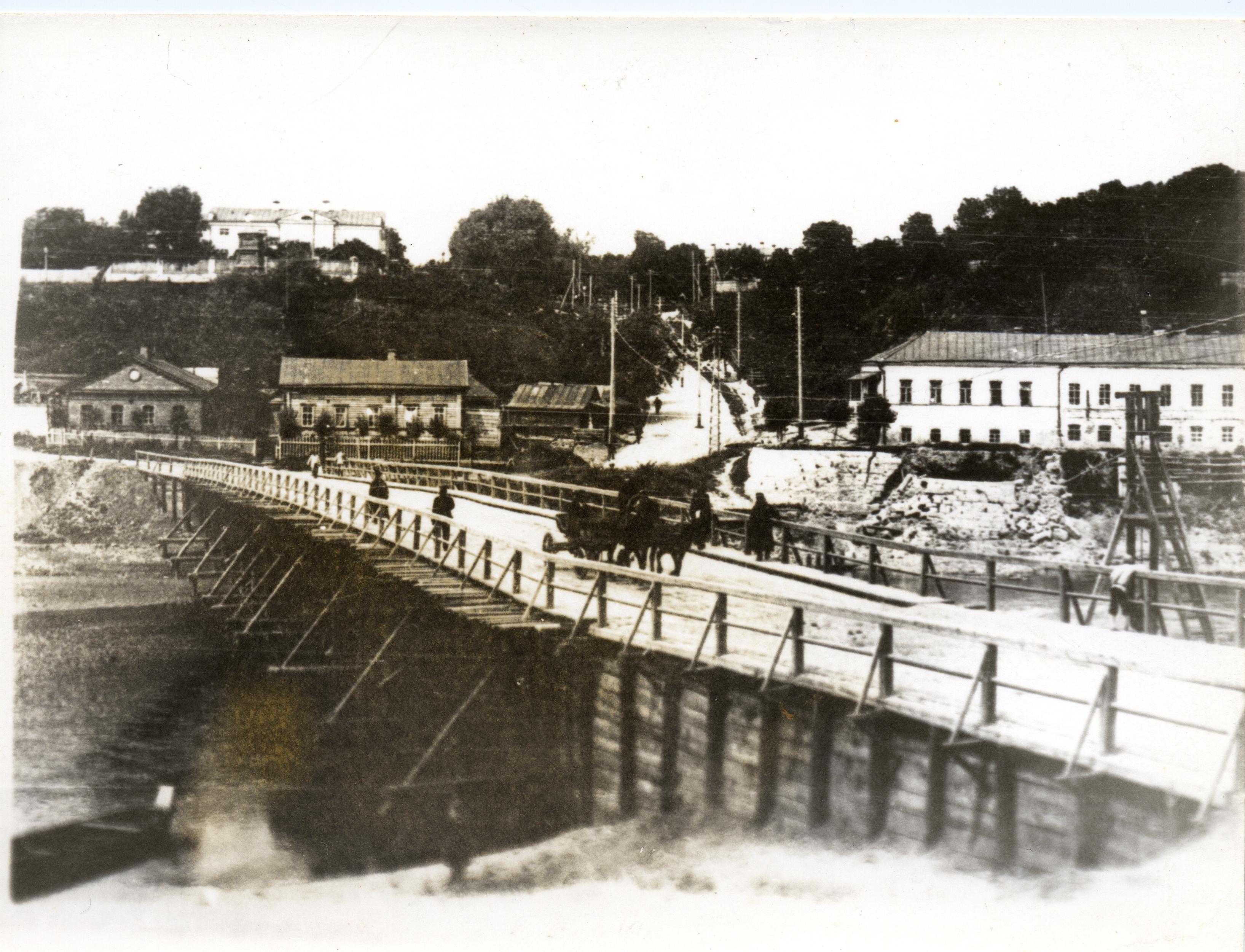 Банный мост и Левашова гора