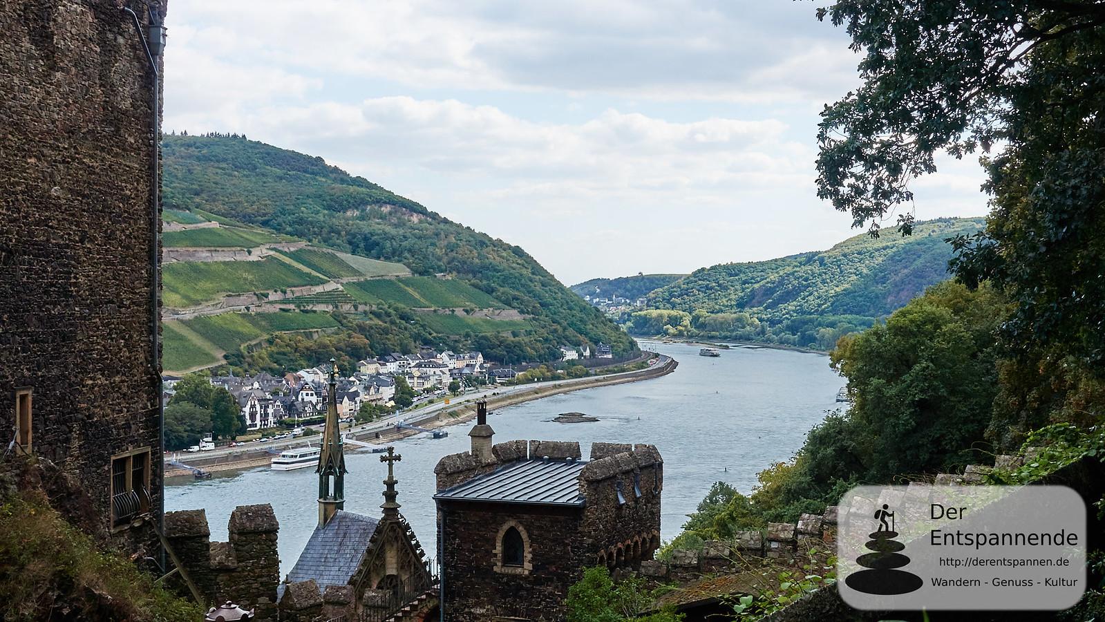Burg Rheinstein bei Assmannshausen