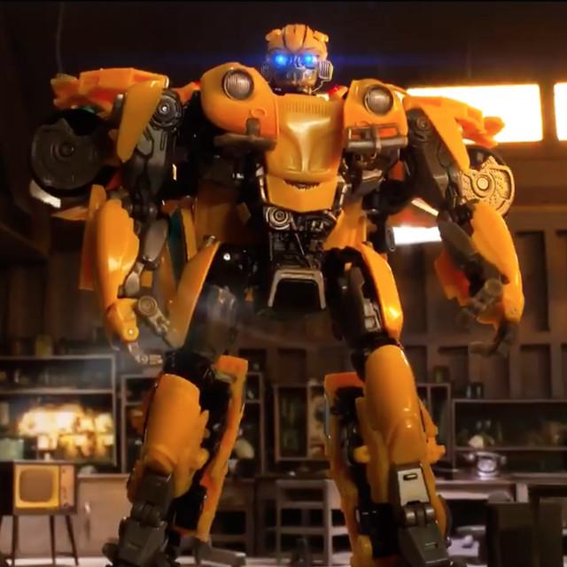 台灣本土團隊「Counter656」製作的超神【MPM-7 大黃蜂 停格動畫】你看了沒? 幕後花絮照片公開~~