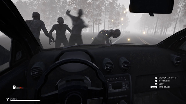 Mist Survival - Zombies