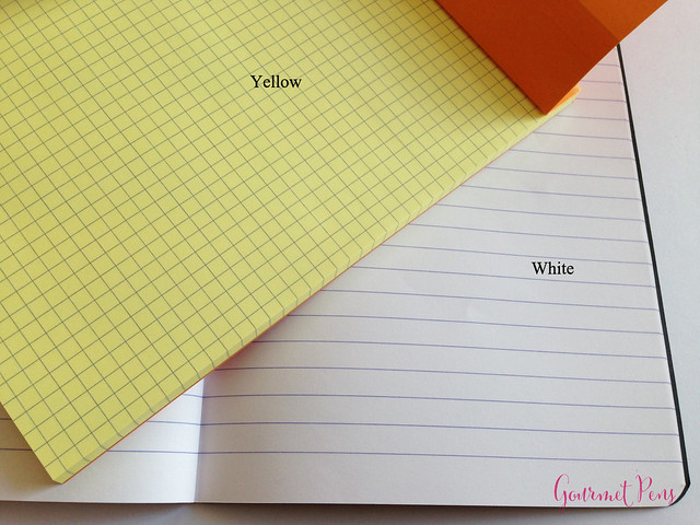 Rhodia No. 16 Yellow Notepad @exaclair @exaclairlimited 12