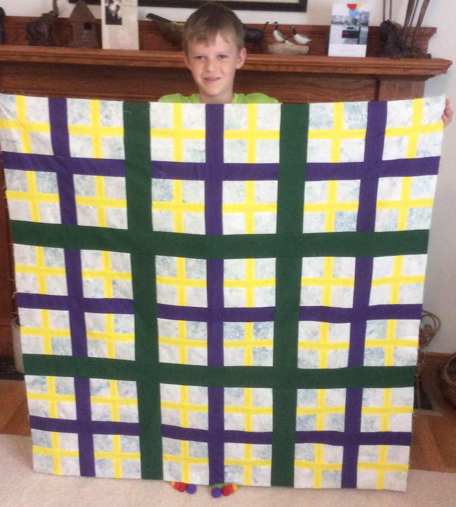Joanne's Addition Quilt