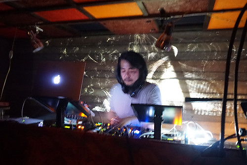 2018.05.03 Kin-Ben LABEL Work Out feat. TAKAAKI ITOH (WOLS/RESIDENCE)