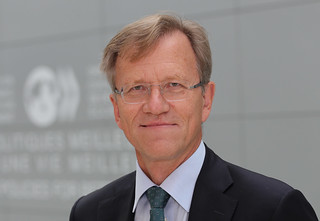 Per Egil Selvaag, Ambassador for Norway to the OECD