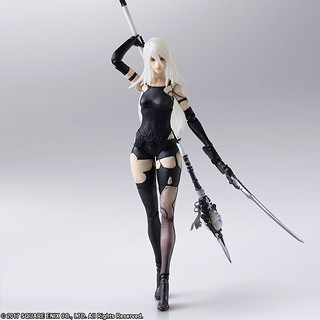 Nier: Automata A2 Action Figure by Bring Arts