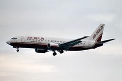 Air Berlin Boeing 737-46J D-ABAH