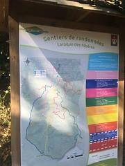 Plan of area - Photo of L'Albère