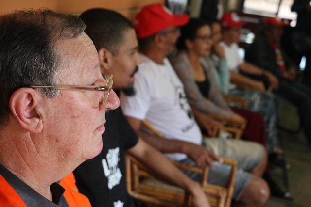 Greve de fome de sete militantes ultrapassa 20 dias e é destaque da Rede Lula Livre