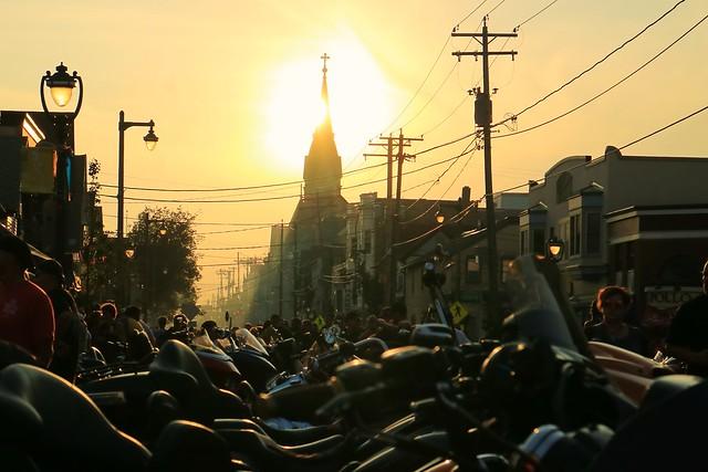 Brady Street Experience -- Nearing Sundown