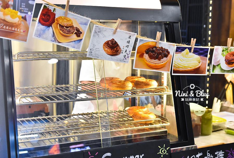 啡嚐丹麥 一中街美食 甜甜圈 小吃04