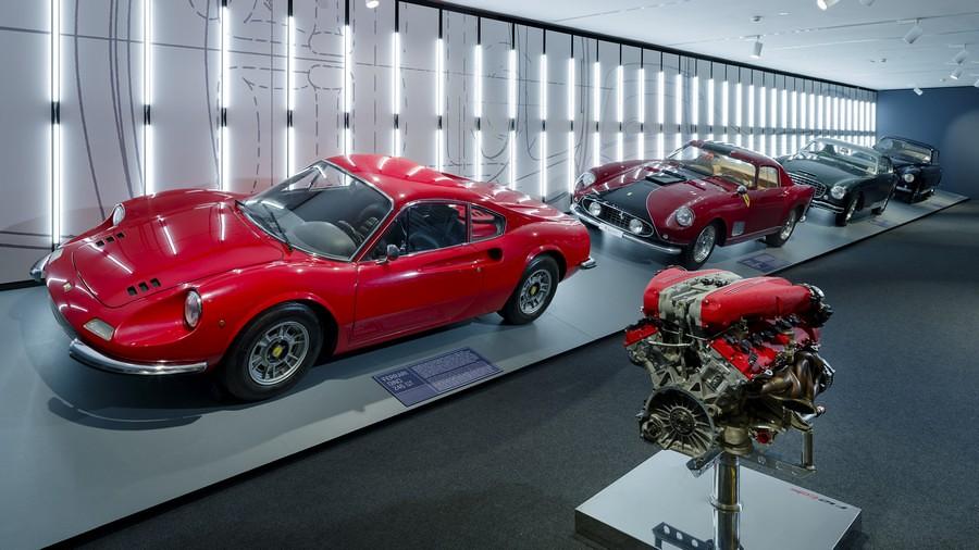 Ferrari Muzej Izlozba 2