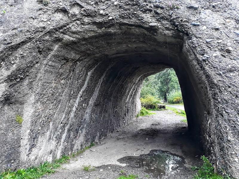 Drum sapata in stanca, Valea Doftanei