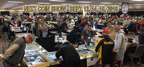 PAN Coin Show 2018-09