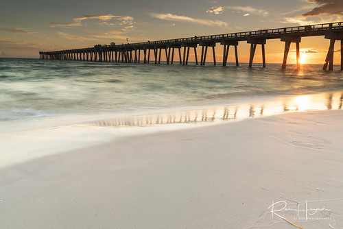 08output beach facebook flickr florida longexposure pier reizorphotography summer sunny sunset tripod unitedstates アメリカ アメリカ南部 ビーチ ピア フロリダ 夕日 桟橋 長時間露光