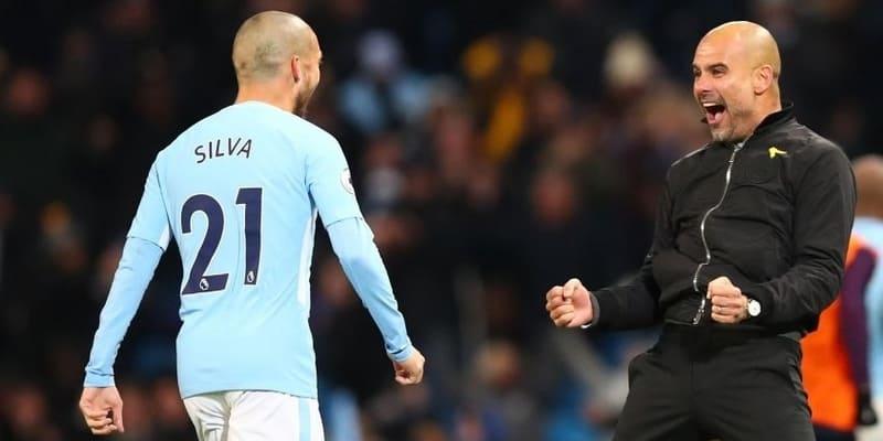 Silva: Guardiola adalah jenius sepakbola