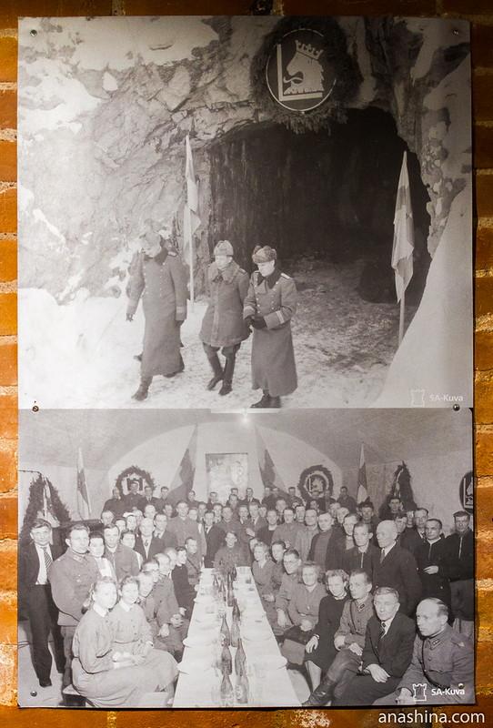 Бункер в Хуухканмяки, Гора Филина, Лахденпохья, Карелия